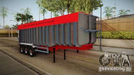 Trailer Dumper v1 для GTA San Andreas