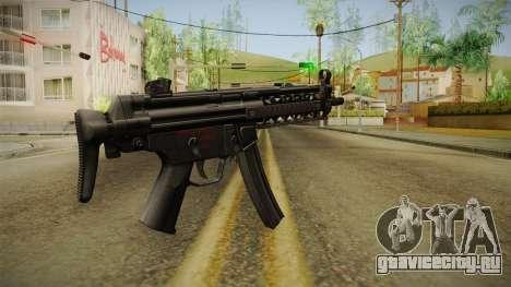 MP-5 v1 для GTA San Andreas второй скриншот