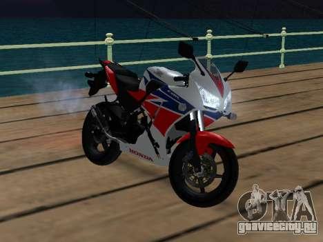 Honda CBR300R V.1 для GTA San Andreas