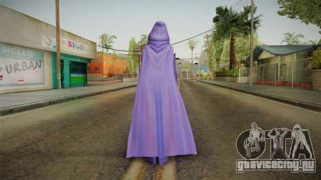 DC Legends - Raven для GTA San Andreas третий скриншот