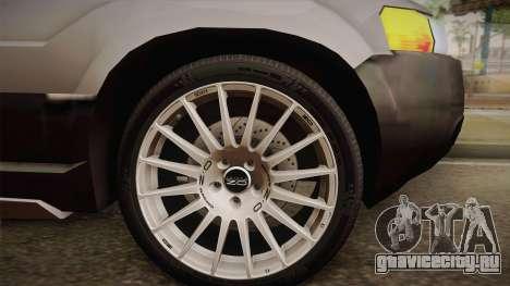 Ford Escape Wagon 2001 для GTA San Andreas вид сзади слева