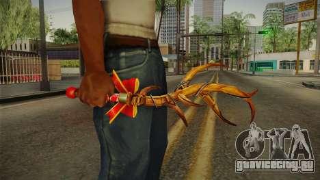 Vindi Xmas Weapon 4 для GTA San Andreas третий скриншот