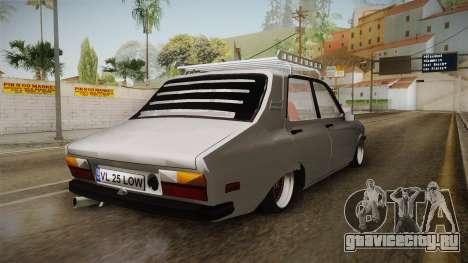 Dacia 1310 TX Low для GTA San Andreas вид слева