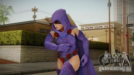 DC Legends - Raven для GTA San Andreas