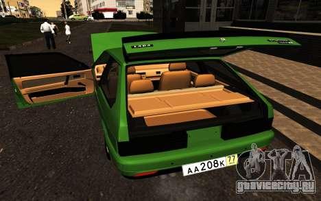 VAZ 21083i  American classic для GTA San Andreas вид сверху