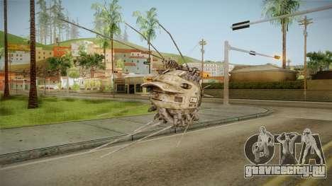 Fallout New Vegas - ED-E v2 для GTA San Andreas второй скриншот