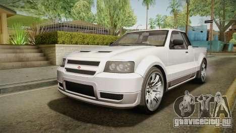 GTA 5 Vapid Contender 4 (5) IVF для GTA San Andreas