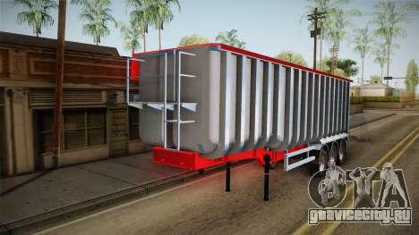 Trailer Dumper v1 для GTA San Andreas вид справа