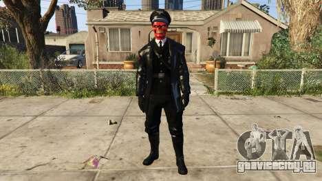 The Red Skull для GTA 5 второй скриншот