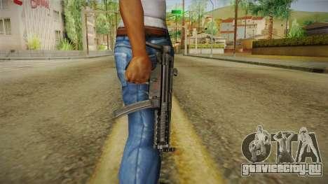 MP-5 v1 для GTA San Andreas третий скриншот