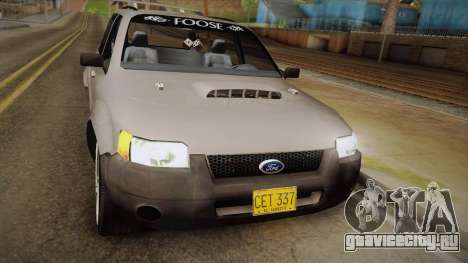 Ford Escape Wagon 2001 для GTA San Andreas вид справа