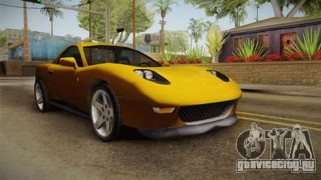 Driver: PL - MX2000 для GTA San Andreas