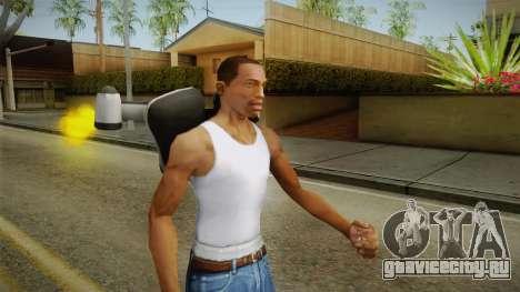 The Sims 3 DLC Into The Future - Secord X-7 для GTA San Andreas третий скриншот