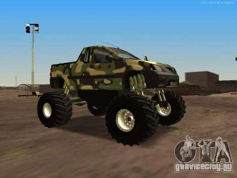 Dacia Logan OffRoad V1 для GTA San Andreas