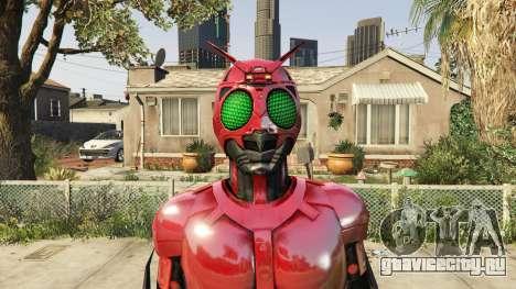 Red Moon для GTA 5 третий скриншот