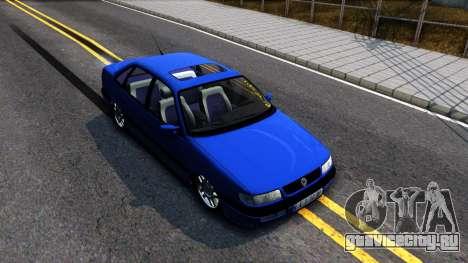 Volkswagen Passat B4 Gl 1999 для GTA San Andreas вид справа