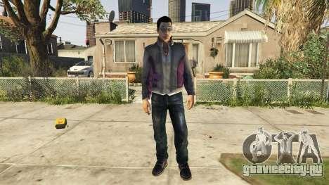 Johnny Gat для GTA 5