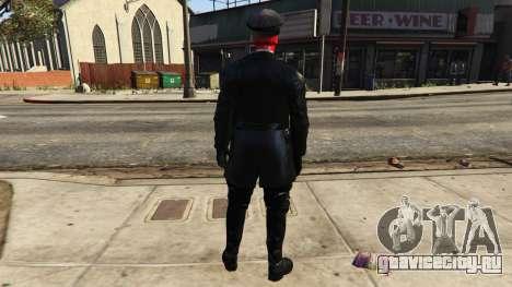 The Red Skull для GTA 5 третий скриншот