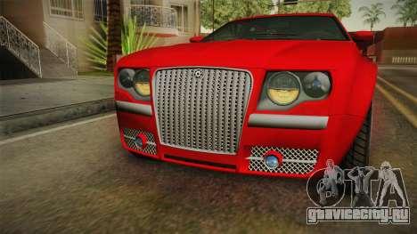 GTA 4 Schyster PMP600 для GTA San Andreas вид сбоку
