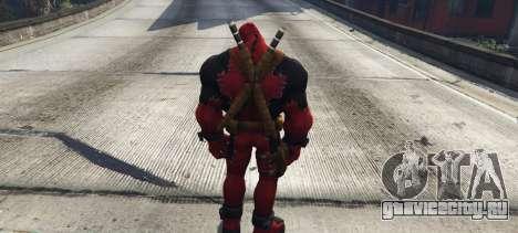 Venompool для GTA 5 второй скриншот