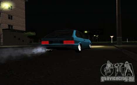 VAZ 21083i  American classic для GTA San Andreas вид сзади