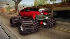 Toyota Corolla GT-S Monster Truck