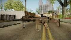 Battlefield 4 - FN SCAR-H для GTA San Andreas