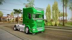 Scania R620 Nestle Milo для GTA San Andreas