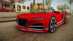 GTA 5 Truffade Nero Spyder