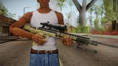DesertTech Weapon 1 для GTA San Andreas