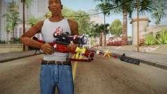 Vindi Xmas Weapon 7 для GTA San Andreas