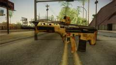 DesertTech Weapon 2 Camo для GTA San Andreas