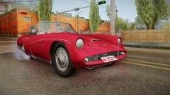FSO Syrena Sport 2.0 1960 для GTA San Andreas