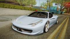 Ferrari 458 Italia FBI