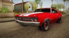 Chevrolet Chevelle SS 1970 купе для GTA San Andreas