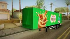 Nestle Milo Trailer для GTA San Andreas