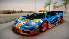 1996 Gulf McLaren F1 GTR (BPR Series)