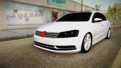 Volkswagen Passat 2011 Beta для GTA San Andreas
