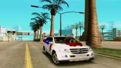 Mercedes-Benz GL для GTA San Andreas