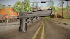 Desert Eagle 50 AE Black для GTA San Andreas