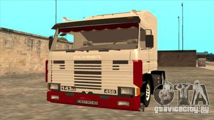 Scania 143M для GTA San Andreas