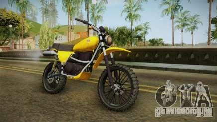 GTA 5 Dinka Enduro SA Style для GTA San Andreas