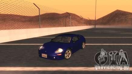 2003 Mitsubishi Eclipse GTS Mk.III для GTA San Andreas