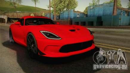 Dodge Viper ACR для GTA San Andreas