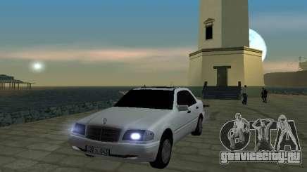 Mercedes-Benz C220 Armenian для GTA San Andreas