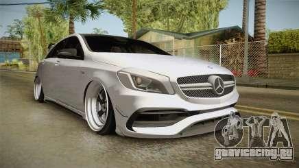 Mercedes-Benz A45 AMG 4Matic 2016 для GTA San Andreas