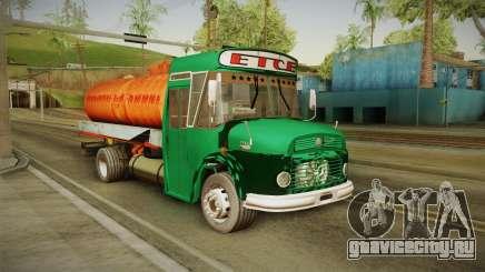 1114 (Bus) Recortado a Camion для GTA San Andreas