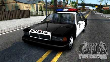 Declasse Premier LSPD для GTA San Andreas