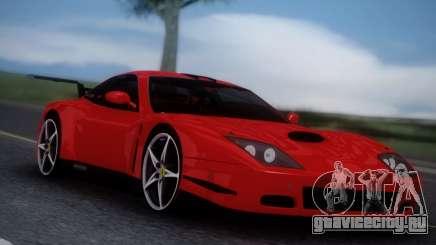 Ferrari 575 GTC для GTA San Andreas