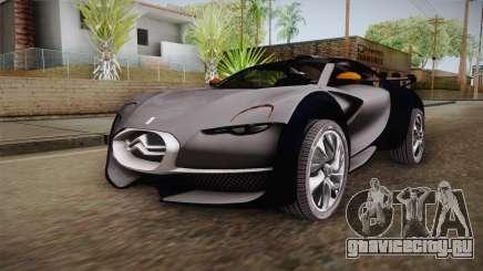 Citroën Survolt для GTA San Andreas